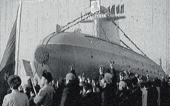 中国第一艘潜艇_专家:中国核潜艇没有之父 就算有也不应是黄旭华|中国核潜艇 ...