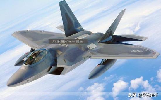 (F22隐身战机)