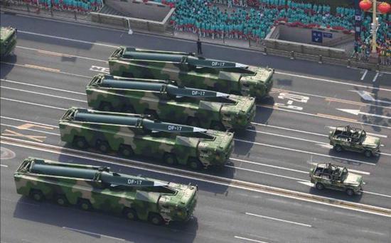 新华社:中国巡航导弹部队快速崛起壮大