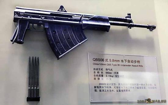 美媒关注中国精锐蛙人部队演练:似乎用商业潜水装备插图(1)