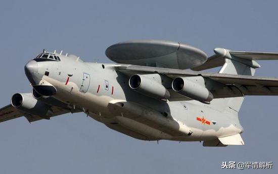 中国空中预警机