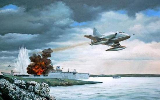阿根廷空军曾有非常光辉的曩昔