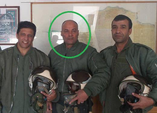 利比亞國民軍1架米格23戰機被導彈擊落(圖)