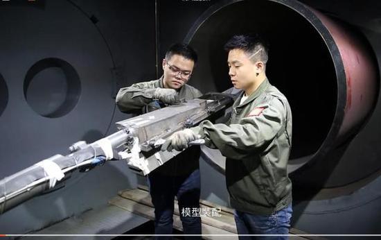 10马赫超燃冲压发动机风洞试验
