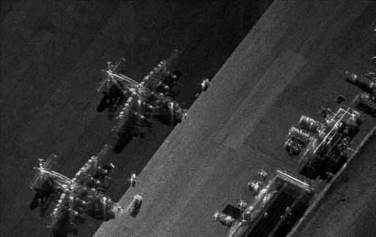 异日望雷达图像也像望电视直播