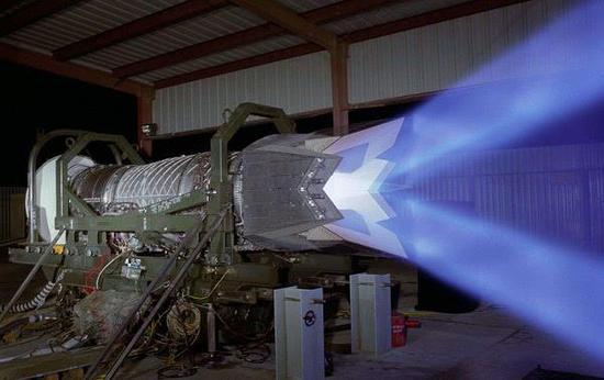 涡轮前温度是当代航空发行组织键指标