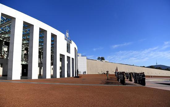 澳大利亞聯邦議會大廈(圖片來源:視覺中國)