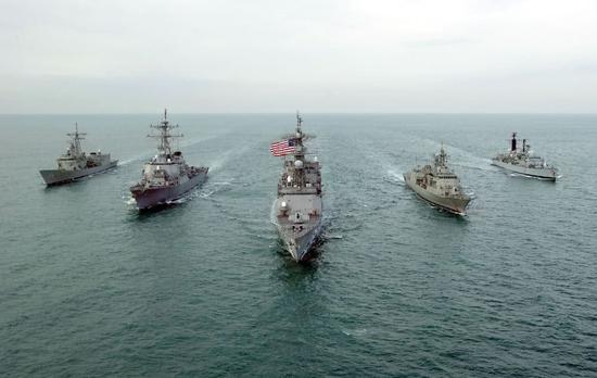 北约演习包围俄西部边境 俄出动核潜艇战术导弹应对