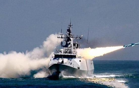 056护卫舰已成为中国海军的近海轻骑兵