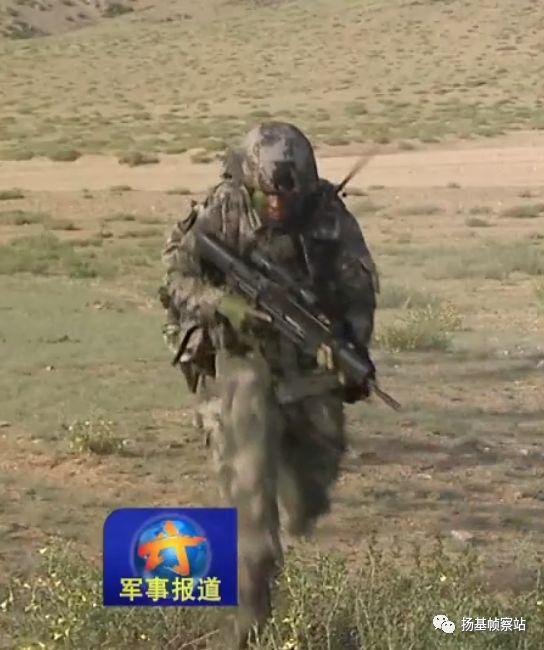 中国QTS11单兵综合作战系统小传:战略之处不在步枪