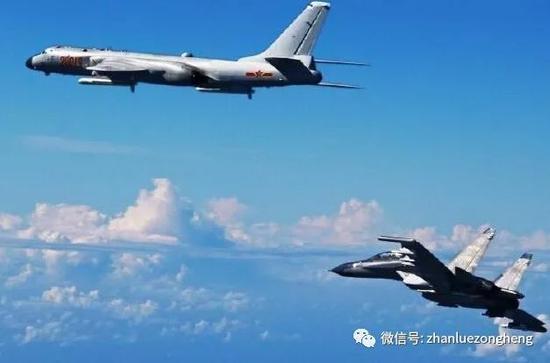 我战机飞越宫古日本为何沉默