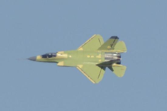 图片:有消息称FC-31使用涡扇-13E