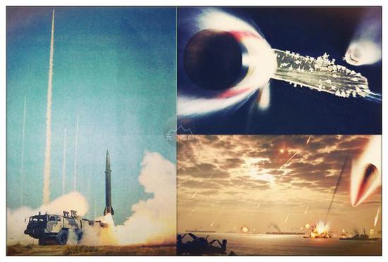 反航母也是火箭军的任务之一