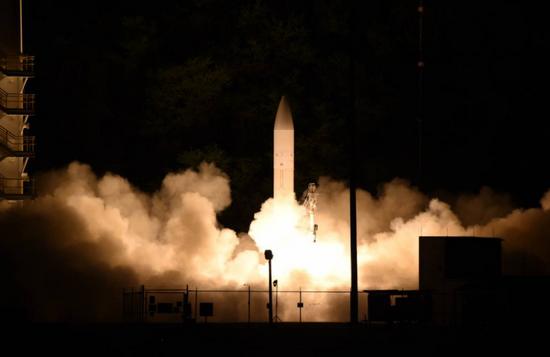 美高超音速武器试射失败 美媒:中国早就成功很多次了