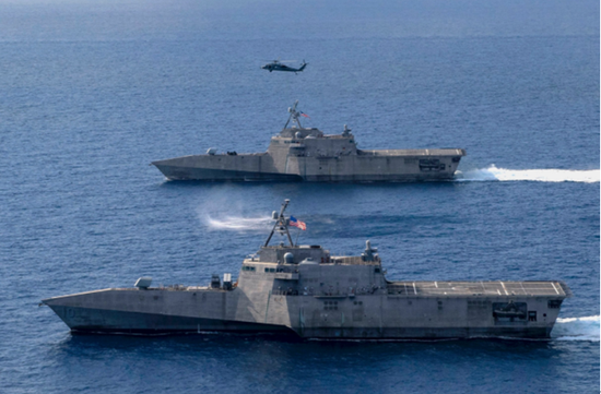 美军要向亚太增派濒海战斗舰:它们会表现得非常好