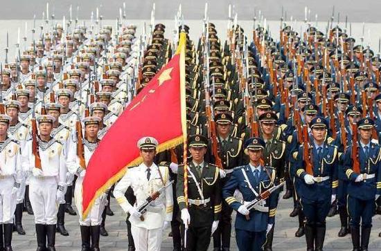解放軍方隊或將參加俄羅斯紅場閱兵