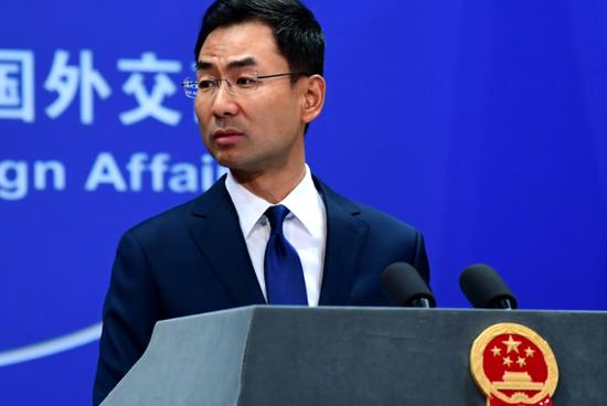 美驻华大使撰文欢迎中国留学生 中方回应