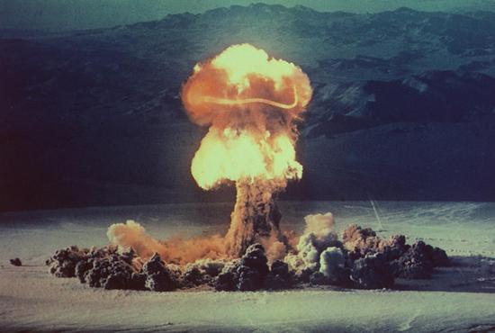美众议院拒为核试验拨款 美媒:对特朗普政府是打击