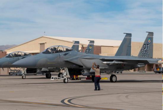 美媒:用F15EX对抗中俄就是条死路 赶紧多造F35