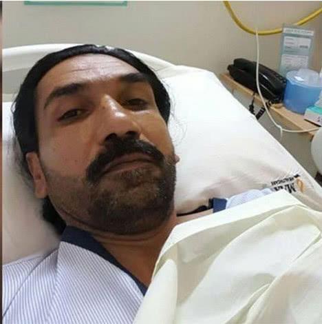 阿斯拉姆在印度医院批准治疗