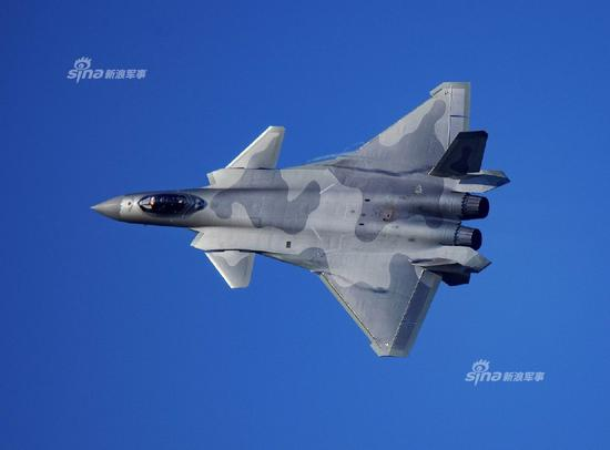 殲20将在長春飛行表演 展示加力戰鬥轉彎等6套動作