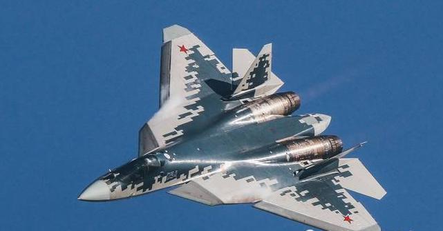 苏57战机