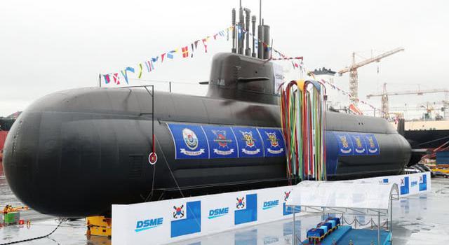216型常规潜艇