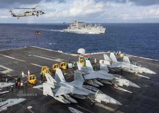 国防部:美不想看到南海稳定 这是司马昭之心路人皆知