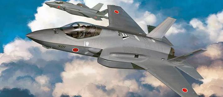 美国要帮日本研发下代战斗机