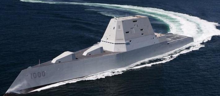 美国海军那些强大的水面战舰