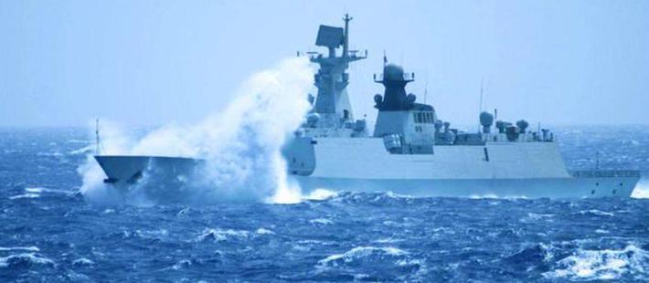 中国缺一款远洋舰已有两方案