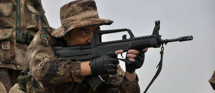 95式要说再见了!模块化步枪强势来袭 亮相时间定了