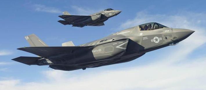 空战中F-35能否战胜苏-57?先敌开火但可能也打不过