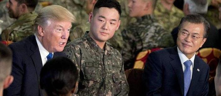 美防长:韩国很富有 能够而且应该承担更多费用
