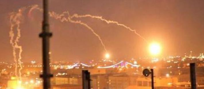 美军连遭猛烈炮击 伊朗发出极其危险信号