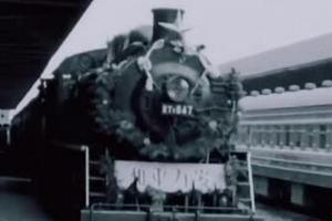63年前志愿军自朝鲜归国时的珍贵影像