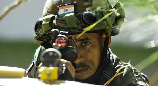 印媒:印军提高弹药储备水平 与中巴开战够用15天