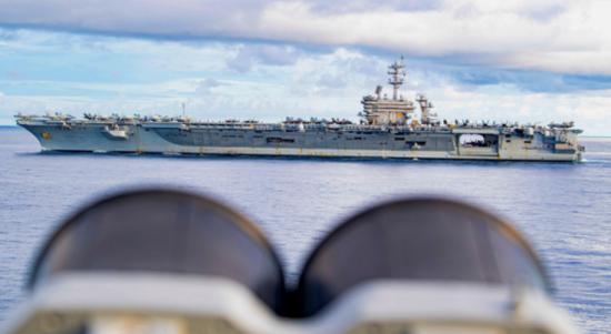 """军舰太少舰龄太老 美媒:美国海军评级接近于""""弱"""""""