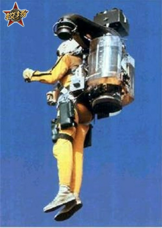 1969年的喷气发动机版本