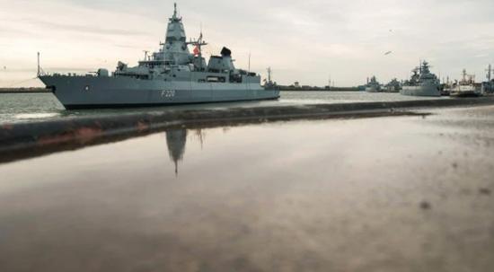"""德國駐華大使:德國軍艦在印太巡航""""有利于地區穩定"""""""