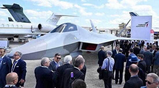 外媒:土耳其新战机计划陷入绝望 只有一个选择