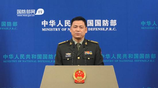 国防部回应美方:中国无意挑战谁 但谁的挑战也不怕