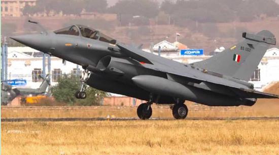 警惕!印度第二支阵风战机部队将部署在这里
