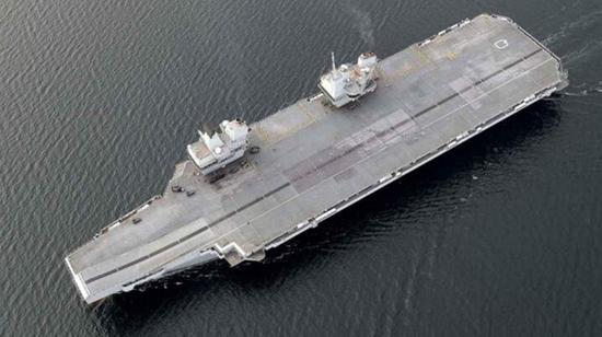 要闯南海的英国海军实力如何 与日本相比都差远了