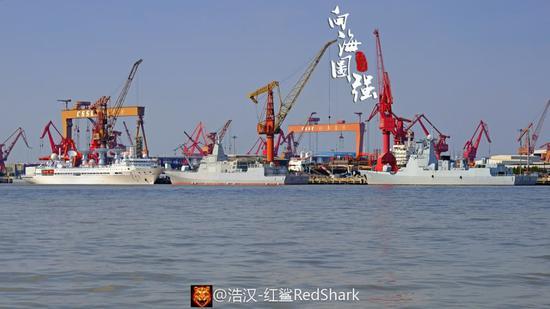 鸣谢:图/浩汉防务---浩汉-红鲨RedShark