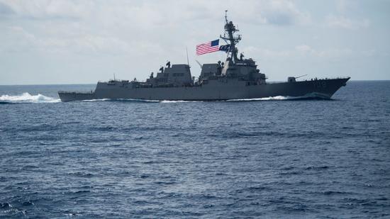 美国海军DDG-108号驱逐舰