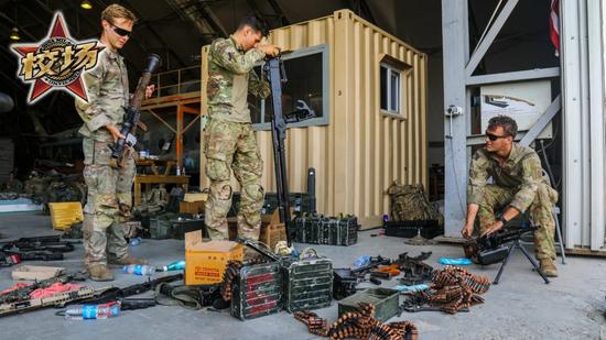 【校场】仓皇跑路的美军如何处理在阿富汗的遗留武器(图7)