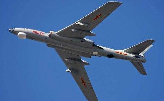 台东外海出现解放军轰炸机?台湾防务部门迅速否认