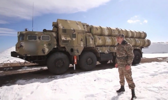 阿塞拜疆称亚美尼亚部署的S300防空导弹系统已瘫痪