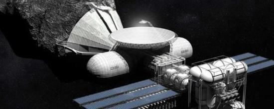 2040年左右即可实现太空采矿技术